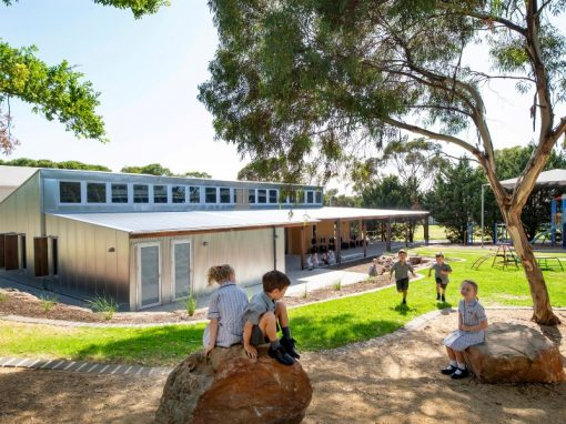 TATACHILLA LUTHERAN COLLEGE – RECEPTION BUILDING REDEVELOPMENT